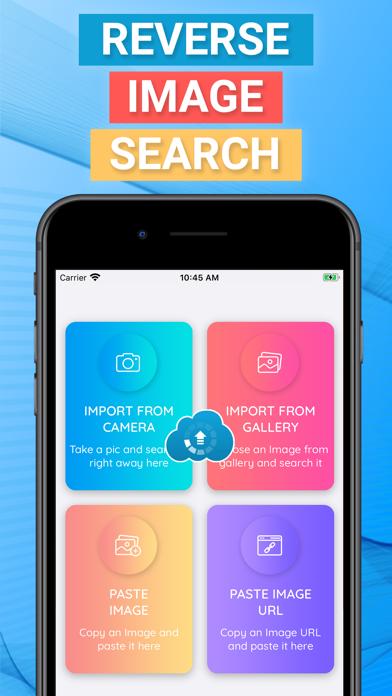 Image Search App Screenshot