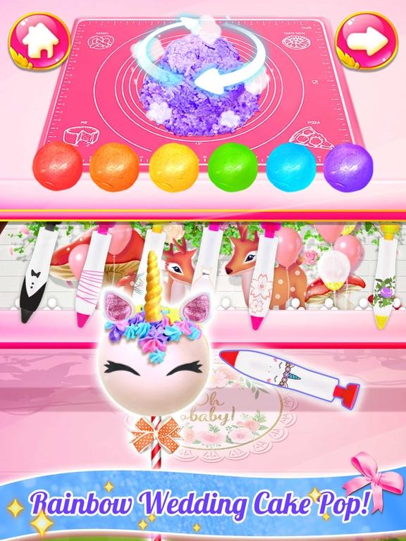 Wedding Cake - Baking Games screenshot #3