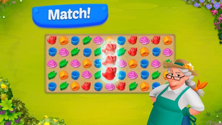 Maggie's Farm - Match 3 game screenshot-0