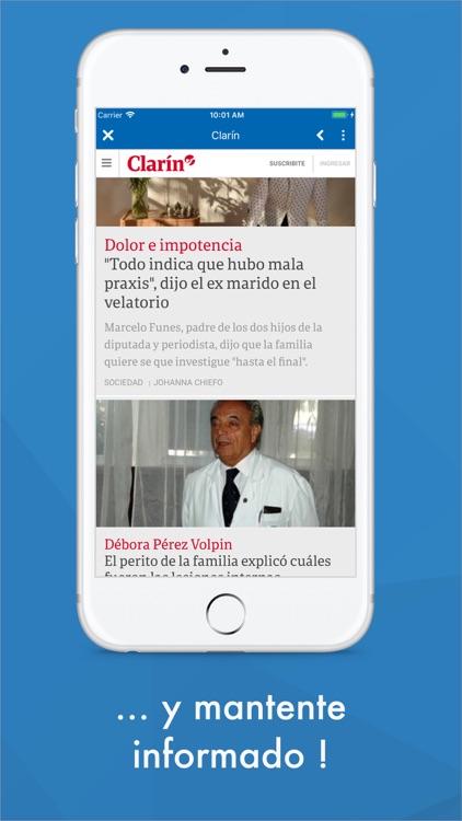Argentina news : Infobae screenshot-3
