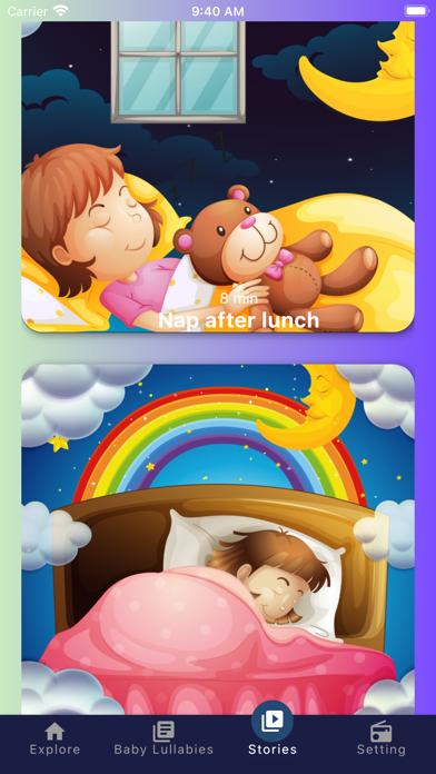 Baby Lullabies Bedtime Musics screenshot 3