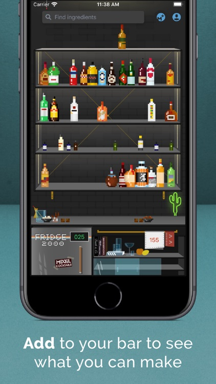 Mixel - Cocktail Recipes screenshot-3
