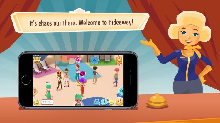 Hotel Hideaway: Virtual World screenshot-0