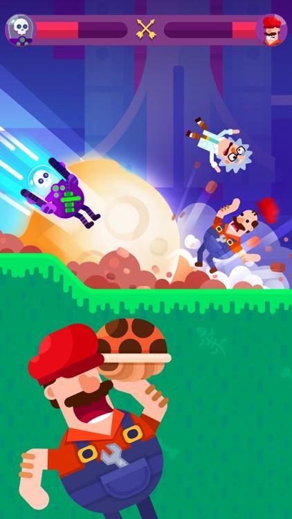 Bowmasters - Multiplayer Game screenshot-7