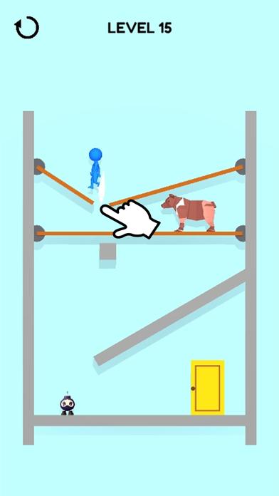 Cut the board! screenshot 1