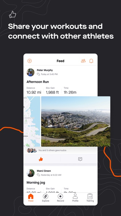 Strava: Run, Ride, Swim screenshot-4