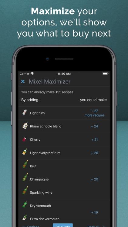 Mixel - Cocktail Recipes screenshot-9