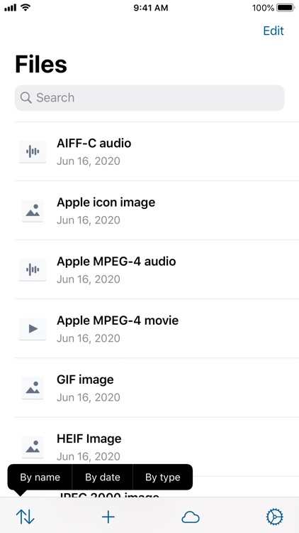 Archiver for iPhone screenshot-0