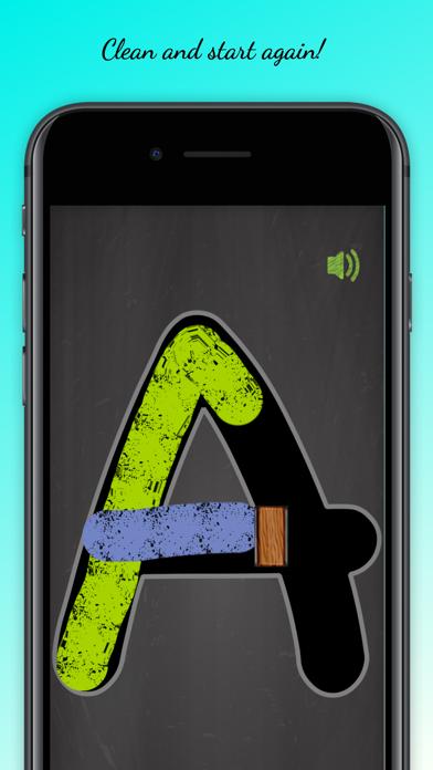 Colorful Alphabets screenshot 2