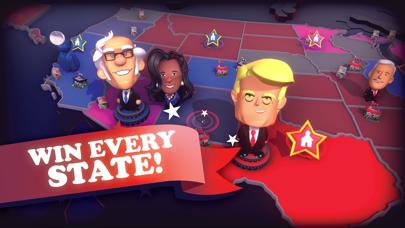 The Political Machine 2020 screenshot 2