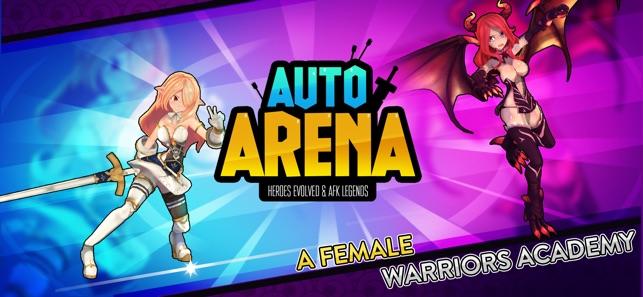 Auto Arena: AFK epic heroes
