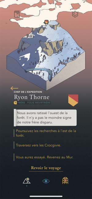 ‎Game of Thrones: Tale of Crows Capture d'écran