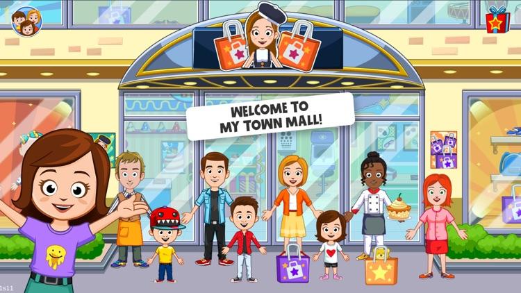 My Town : Shopping Mall screenshot-0