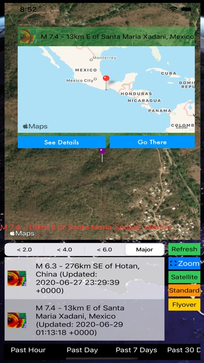 Instant USGS Earthquake Pro