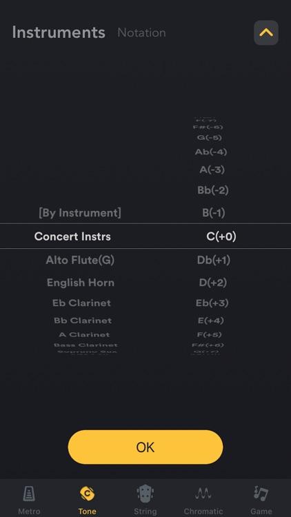 tuning app - tuner & metronome screenshot-6