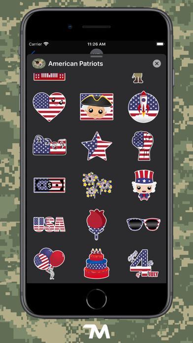 American Patriots screenshot 3