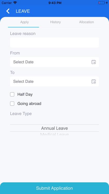 OneSolution Smart Hr & Payroll screenshot-5