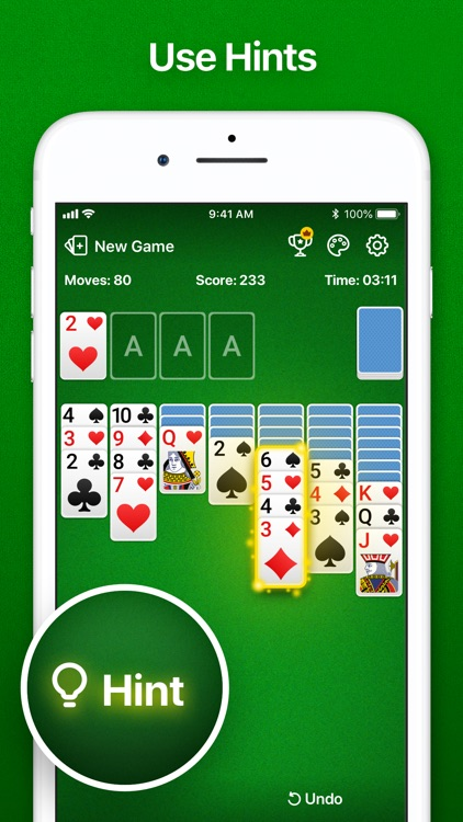 Solitaire – Classic Klondike screenshot-4