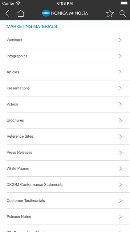 Konica Minolta Sales App screenshot-3