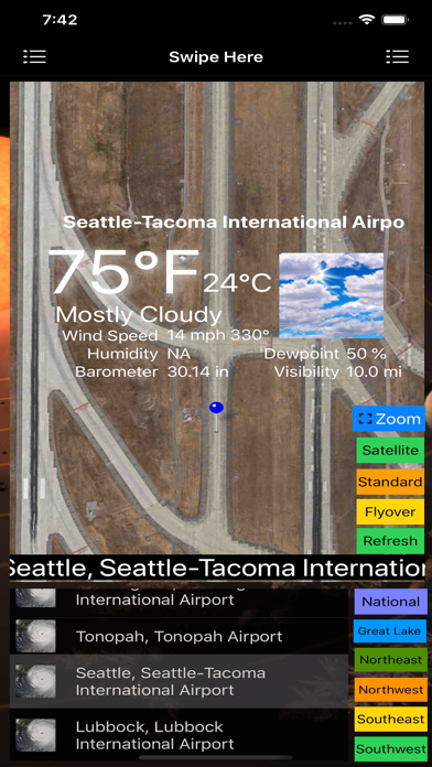 Instant Weather Stations Lite screenshot 6