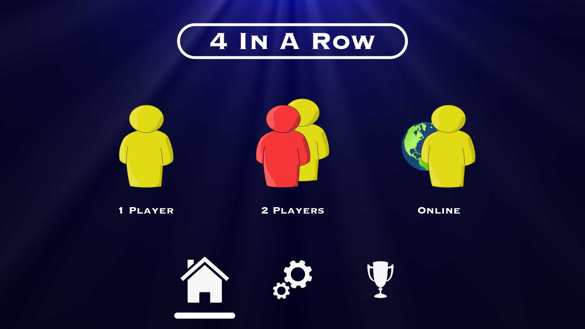 4 In A Row Board Game screenshot 6