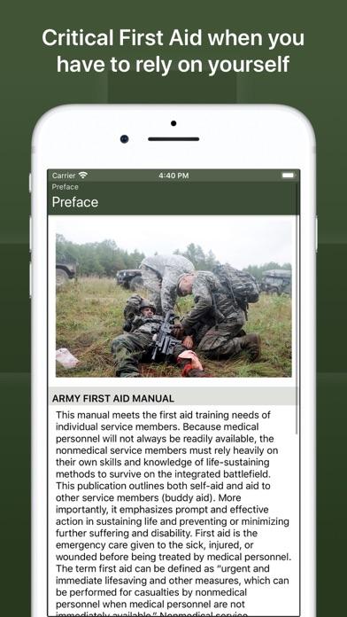 Army First Aidのおすすめ画像2