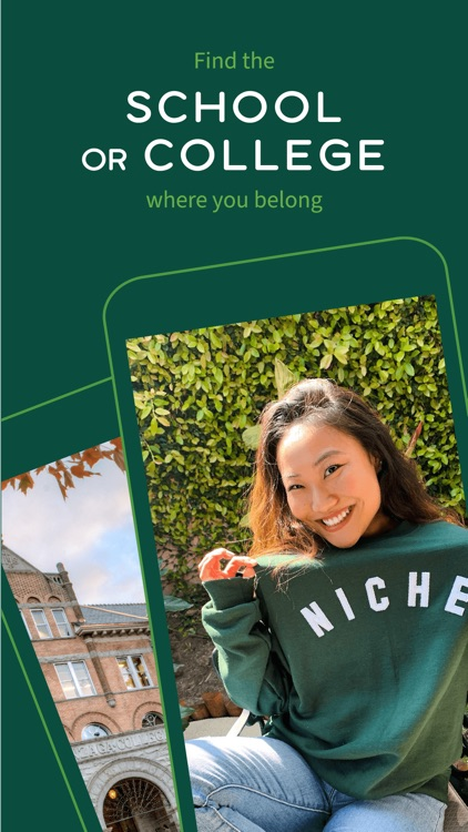 Niche: Colleges, K-12 & Places screenshot-0