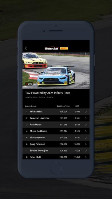 Trans Am by Pirelli Racing Screenshot