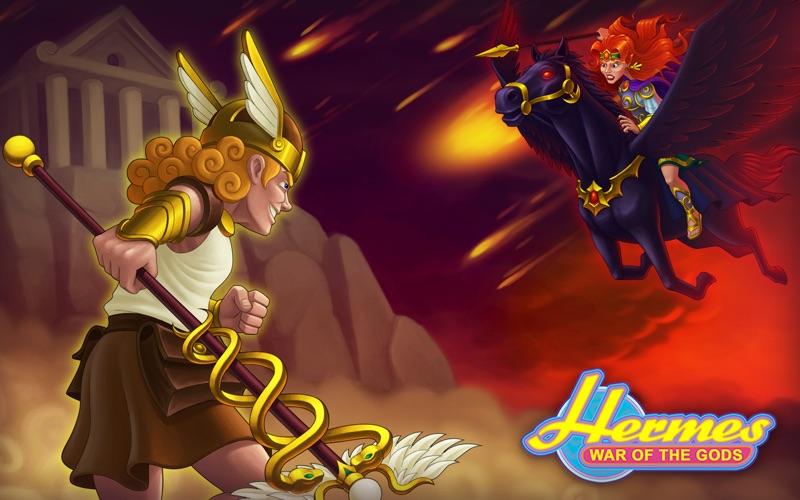 Hermes: War of the Gods screenshot 1
