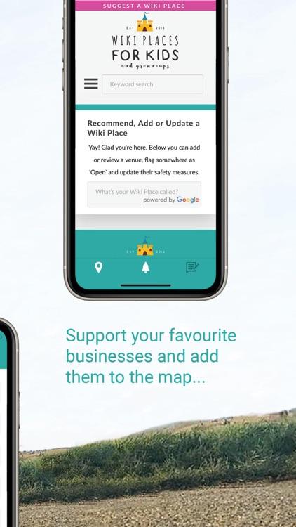 WikiKids by WikiPlacesForKids screenshot-3
