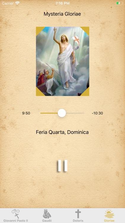 Interactive Rosary in Latin screenshot-4