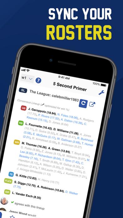 Fantasy Football League 2020 screenshot 4