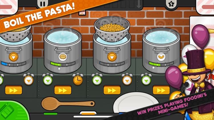 Papa's Pastaria To Go!