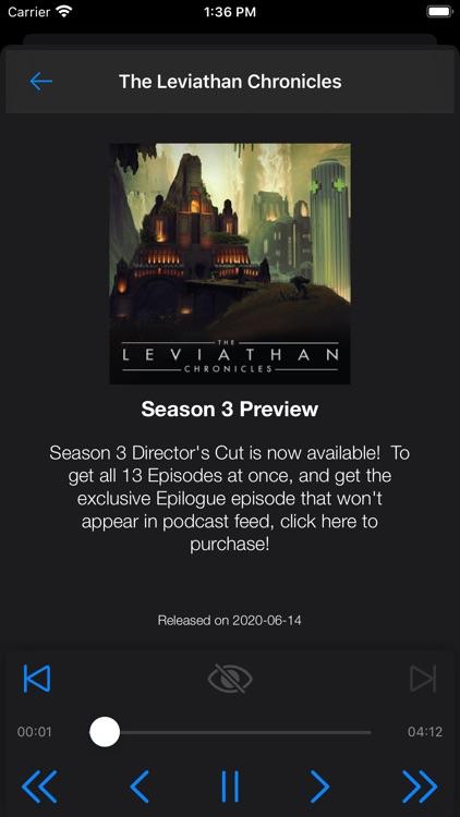 Primecast - A Podcast Player screenshot-7
