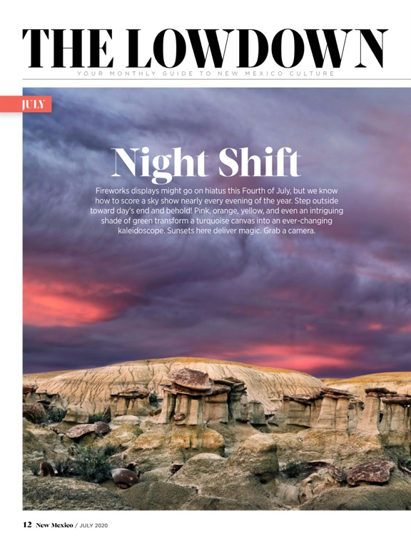Screenshot #6 pour New Mexico Magazine