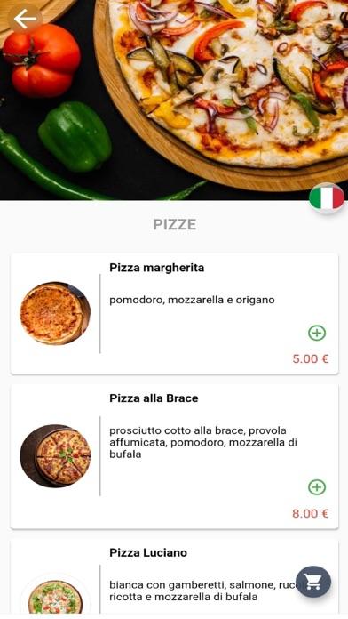 Il Quadrifoglio ristorante screenshot 3