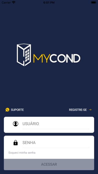 MyCOND screenshot 5