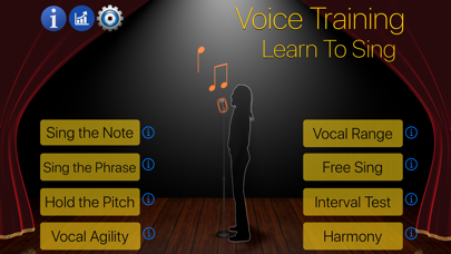 Voice Training - Learn to Sing screenshot two