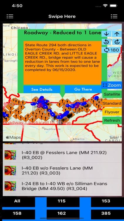 Traffic Cameras Tennessee Pro screenshot-6
