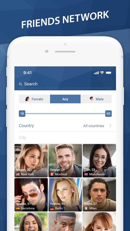 Minichat - video chat, texting screenshot-3