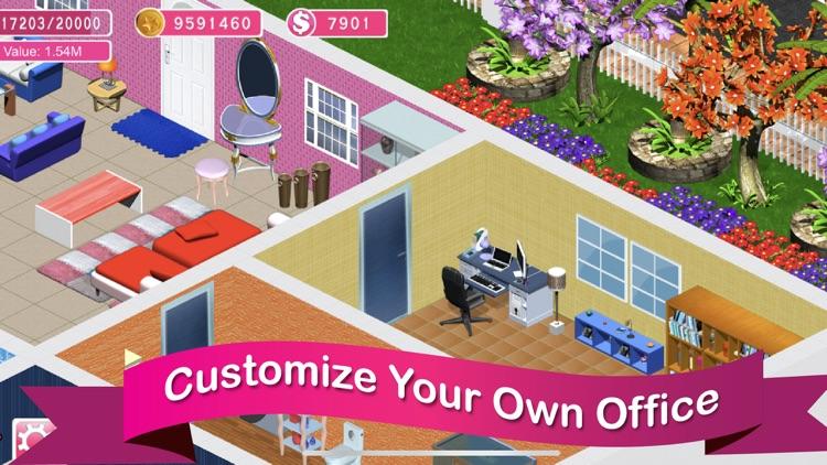 Home Design: Dream House screenshot-3