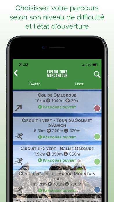 Explore Tinée Mercantour screenshot 2