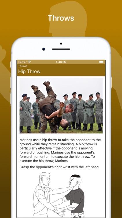 Marine Martial Arts screenshot-5