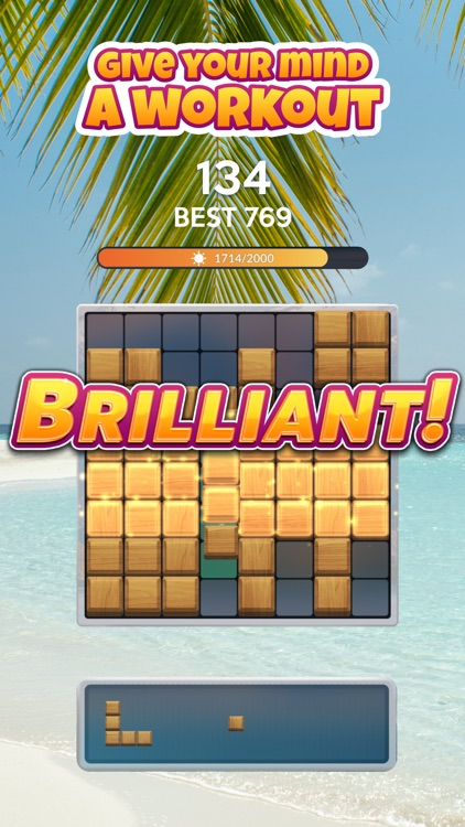 Blockscapes - Block Puzzle screenshot-6