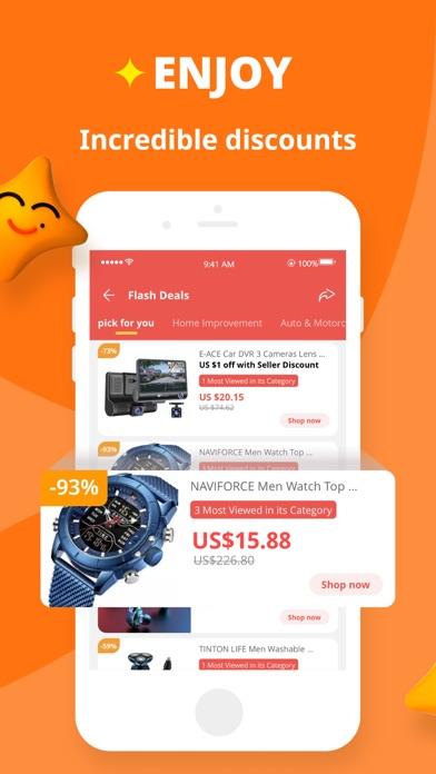 İndir AliExpress Shopping App Pc için