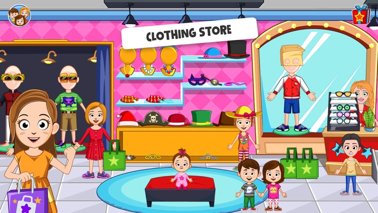 My Town : Stores