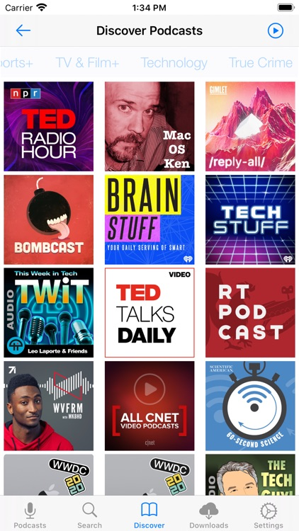 Primecast - A Podcast Player screenshot-3