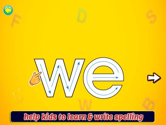 Spelling Writing Game screenshot 7