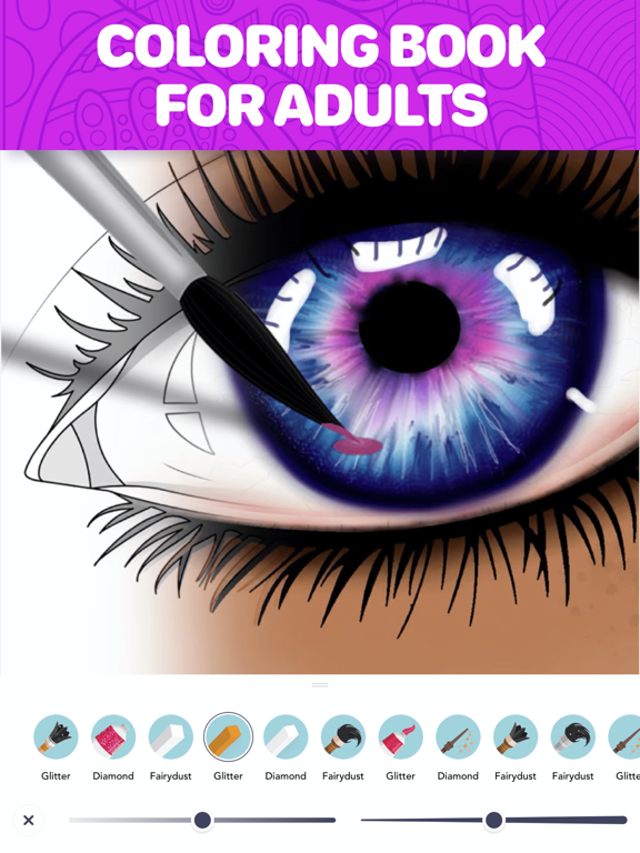 Screenshot #5 pour Color Therapy Coloriage Adulte