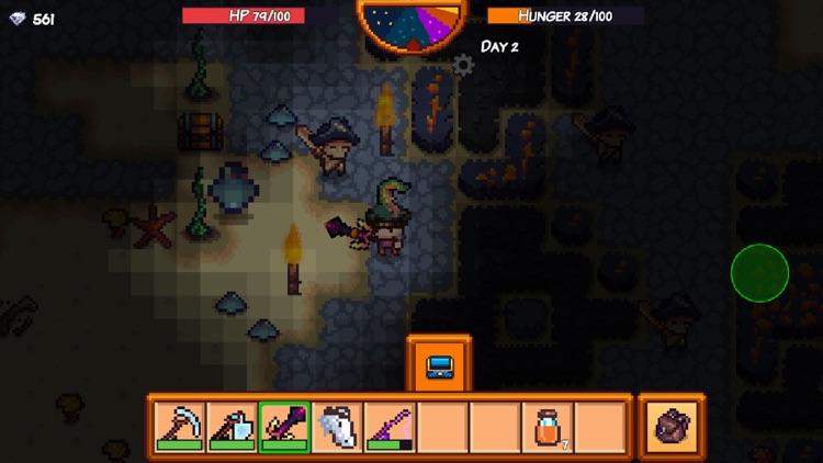 像素生存游戏 3 - Pixel Survival 3 screenshot-4